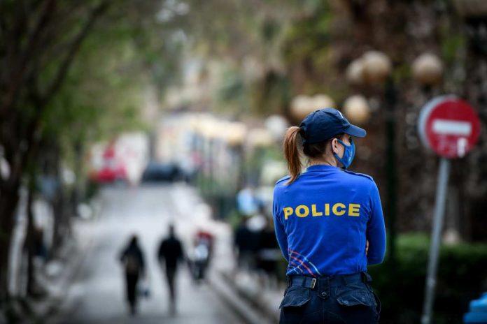 παραβάσεις και συλλήψεις στο Περιστέρι και τη Κυψέλη