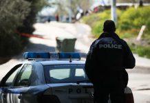 σύλληψη άνδρα στο Ηράκλειο για οπλοκατοχή