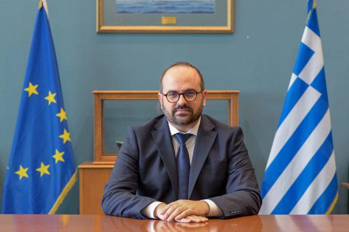 Νέος Γενικός Γραμματέας στο υπουργείο Ναυτιλίας ο Μανώλης Κουτουλάκης