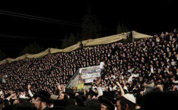 νεκροί σε θρησκευτικό προσκύνημα στο Ισραήλ