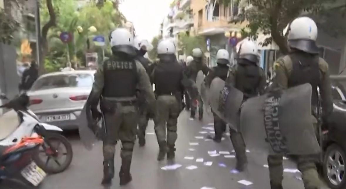 Κυψέλη Αστυνομία