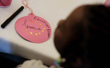 Νονές για τα παιδιά στην Κιβωτό του Κόσμου