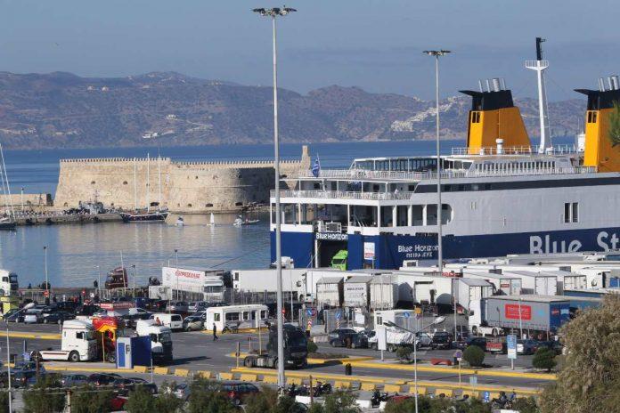 πωλείται το λιμάνι Ηρακλείου
