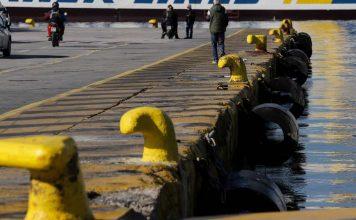 νεκρός 63χρόνος στο λιμάνι Πειραιά