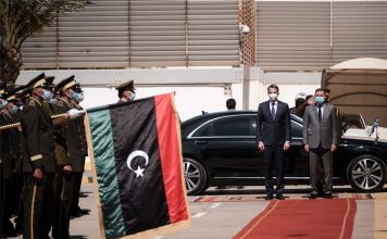 Μητσοτάκης στη Λιβύη