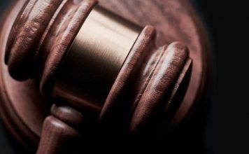 σφυρί δικαστηρίου