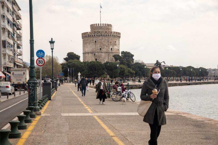 ιικό φορτίο στα λύματα Θεσσαλονίκης