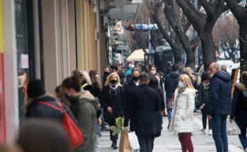 Κλειστό το λιανεμπόριο της Θεσσαλονίκης
