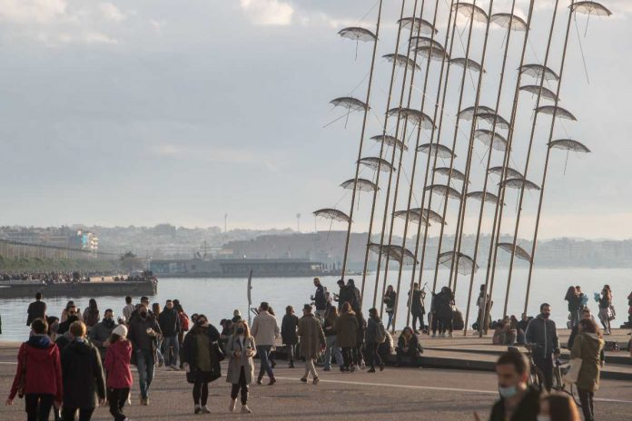 διαδημοτικές μετακινήσεις Θεσαλονίκη