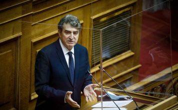 Χρυσοχοΐδης στη Βουλή για την φύλαξη του Φουρθιώτη