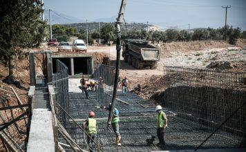 Έργα Υποδομής στους Δήμους Αττικής