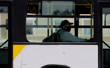 Επιβάτης λεωφορείου