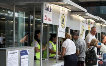 διπλάσιες οι πτήσεις στο αεροδρόμιο της Κέρκυρας