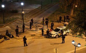 περιστατικό αστυνομικής βίας στην Ηγουμενίτσα