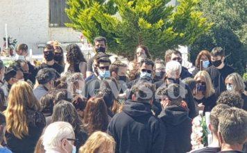 κηδεία της Κάρολαιν στην Αλόννησο