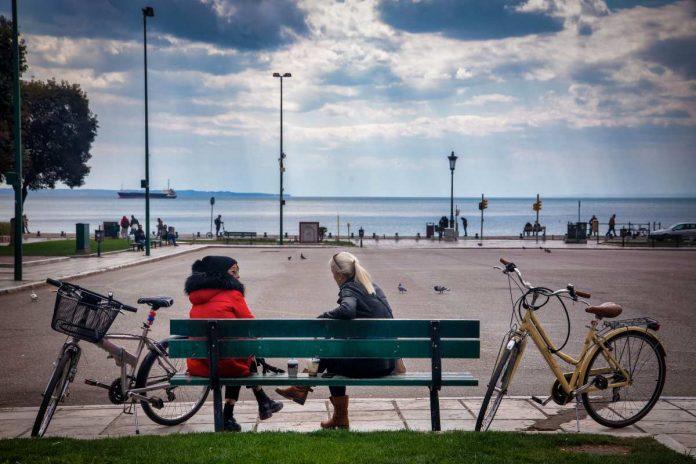 μείωση ιικού φορτίου στη Θεσσαλονίκη